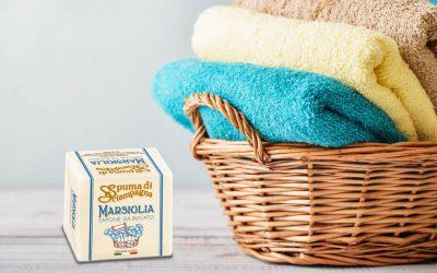 Sapone solido per il bucato sì, ma come si usa?